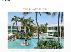 Win a $4,000 Summer Vacation
