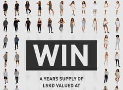 Win a $5,000 LKSD E-Gift Voucher