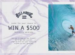 Win a $500 Billabong Voucher