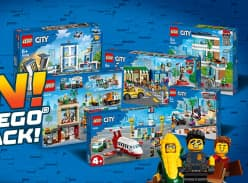 Win a $500 Lego City Prize Pack