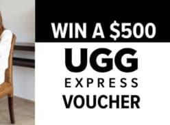 Win a $500 Ugg Express E-Voucher