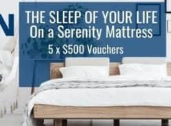 Win a $500 Voucher!