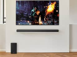 Win a 55? LG TV and Sound Bar
