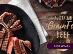 Win a $600 Good Food Restaurant Gift Card +Sabatier Chefs Knife