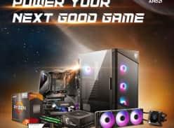 Win a AMD Ryzen 5 5600G Gaming PC Build