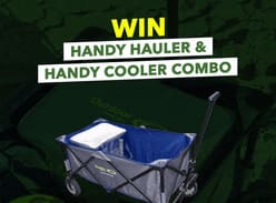 Win a Beach Trolly and Cool Box