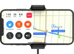 Win a Belkin Boost Wireless Car Charger with Vent Mount 10W