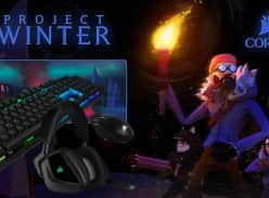 Win a Corsair Peripheral Bundle or 1 of 2 Minor Prizes