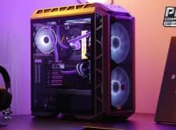 Win a Custom Watercooled Gaming PC