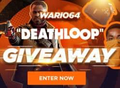 Win a Deathloop Prize Pack or 1 of 9 Deathloop Steam Keys