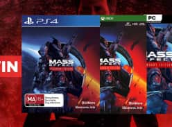 Win a Digital Copy of Mass Effect: Legendary Edition