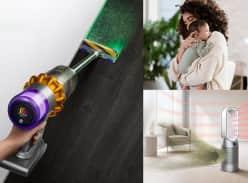 Win a Dyson V15 Detect Stick Vacuum & Hot+Cool Purifier