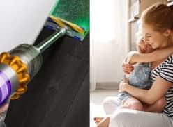 Win a Dyson V15 Detect Total Clean Stick Vacuum