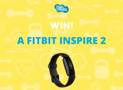 Win a Fitbit Inspire 2