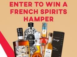 Win a French Spirits Hamper