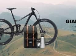 Win a Giant Trance X 29 3 Mountain Bike etc