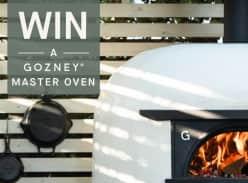 Win a Gozney Master Oven