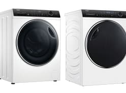 Win a Haier Washing Machine & Dryer