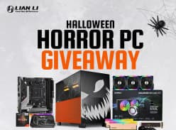 Win a Halloween Horror PC