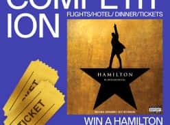 Win a Hamilton Sydney Experience