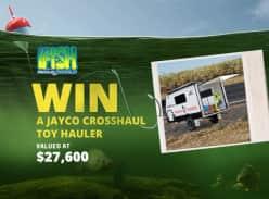Win a Jayco CrossHaul