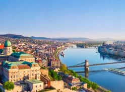 Win a Jewels of Europe River Cruise for 4