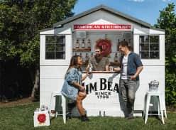 Win a Jim Beam Backyard Bar