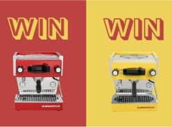 Win a La Marzocco Linea Mini Coffee Machine, Baratza Sette 270wi + More