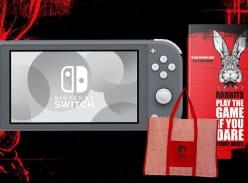 Win a Nintendo Switch Lite Prize Bundle