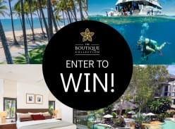 Win a Palm Cove Family Getaway & Reef Trip