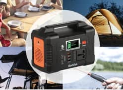 Win a Portable Power Station