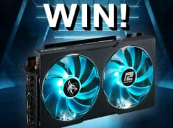 Win a PowerColor RX 6600 Hellhound Graphics Card