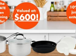 Win a RACO Kitchen & Dining Bundle