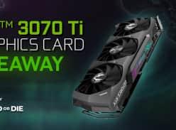 Win a RTX 3070 TI