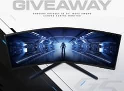 Win a Samsung Odyssey G5 34