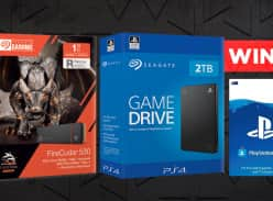 Win a Seagate 1TB Firecuda 530 Heatsink Edition M.2 SSD