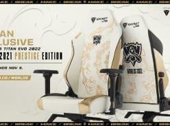 Win a Secretlab Titan Evo 2022 Worlds 2021 Prestige Edition Chair