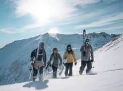 Win a Snow Holiday in Queenstown for 2