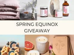 Win a Spring Equinox Giveaway