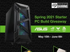 Win a Starter PC Build