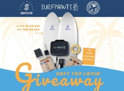 Win a Surfpaints Prize Pack