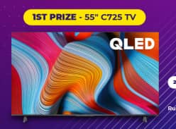 Win a TCL 55