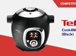 Win a Tefal Cook4Me+ Multicooker
