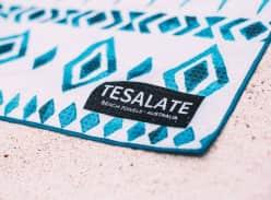 Win a Tesalate Beach Towel