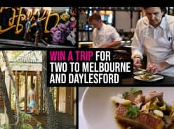 Win a Trip to Daylesford for 2
