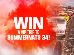 Win a Trip to the Summernats 34 for 2