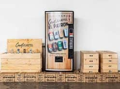 Win a Vending Machine and Craft Beer