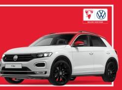 Win a Volkswagen T-Roc X