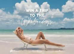 Win a Whitsundays Holiday for Two