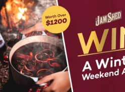 Win a Winter Weekend Away & Wine Pack